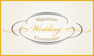 Signature Wedding Ceremonies Logo
