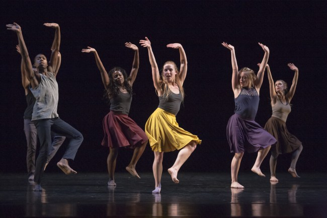 """""""… The Dancer from the Dance?"""": A Blessing for Repertory Dance Theatre"""
